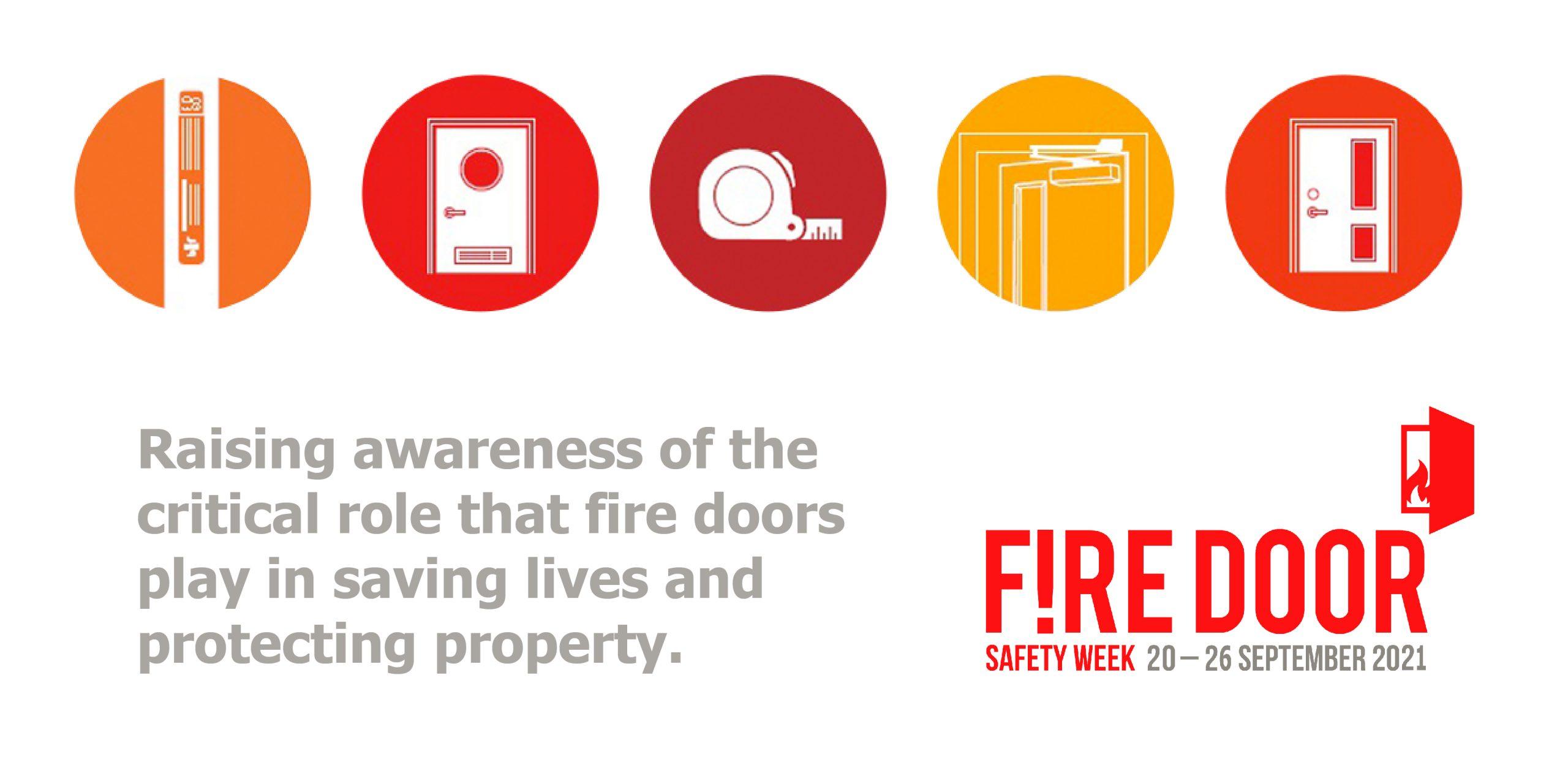 Fire Door Safety Week 2021.